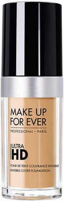 Make Up For Ever MAKE UP FOR EVER - Ultra HD Invisible Cover Foundation