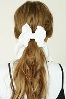 Forever 21 FOREVER 21+ Bow Hair Tie