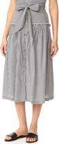 Nicholas N Midi Skirt