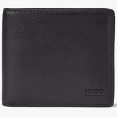 HUGO BOSS HUGO by Subway 8 Card Leather Wallet, Red/Black