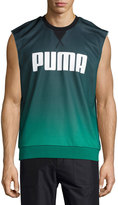 Puma Sweater Ring Top, Black