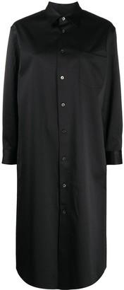 Junya Watanabe Maxi Shirt Dress