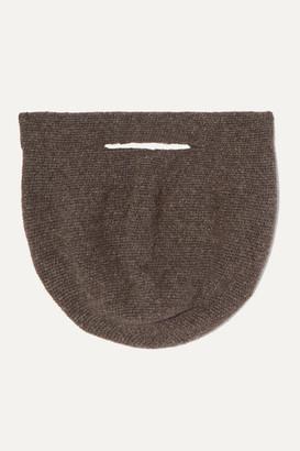 LAUREN MANOOGIAN Baby Bowl Wool Tote - Gray