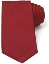 Turnbull & Asser Solid Rib Wide Tie