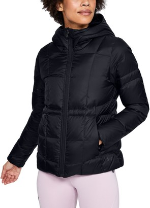 Under Armour Women's UA Armour Down Hooded Jacket