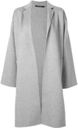 Sofie D'hoore oversized open front coat
