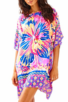Lilly Pulitzer Julie Silk Caftan Dress