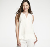 Johnston & Murphy Sleeveless Blouse