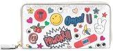 Anya Hindmarch multi print wallet