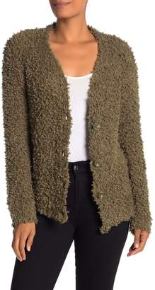 RXB Boucle Knit Cardigan