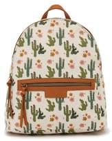 T-Shirt & Jeans Desert Artisan Canvas Backpack