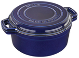 Staub 2-in-1 Round Braise & Grill Pan