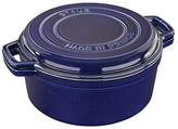 Staub 2-in-1 Round Braise & Grill Pan