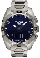 Tissot T-Touch T0914204404100 Stainless Steel Quartz 45mm Mens Watch