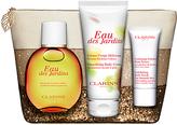 Clarins Eau Des Jardins 100ml Eau de Toilette Fragrance Gift Set