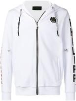 Philipp Plein Dollar hoodie sweat jacket