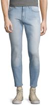 Nudie Jeans Lean Dean Cirrus Skinny Jeans