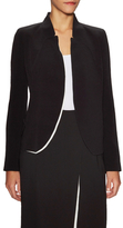 O'2nd Susan Boyle Inverted Collar Jacket