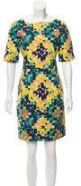 Tory Burch Printed Mini Dress