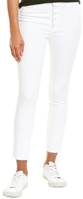 DL1961 Premium Denim Farrow Cropped Bennington High-Rise Instasculpt Skinny Leg Jean