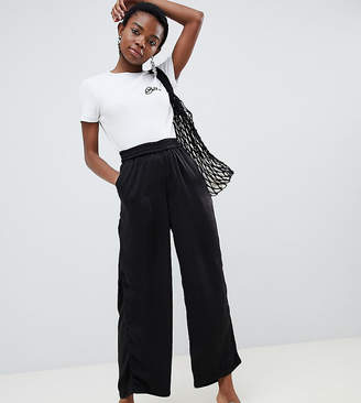 Vero Moda Petite Wide Leg PANTS With Elasticated Waist