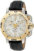 Swiss Legend Men's 10537-02S-GB Scubador Analog Display Swiss Quartz Black Watch