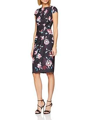 Dorothy Perkins Women's Cap Sleeve Dress(Size:)
