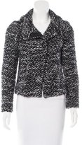 Rebecca Taylor Bouclé Cropped Jacket w/ Tags