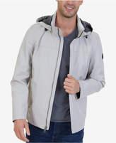 Nautica Men's Big & Tall Zip-Front Hooded Jacket