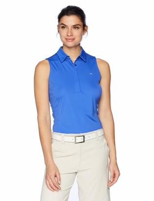 J. Lindeberg Women's Sleeveless Polo Shirt