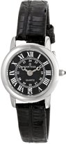 Sartego Women's SED671B Toledo Leather Strap Quartz Watch