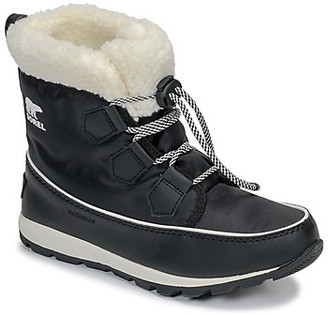 Sorel YOUTH WHITNEY CARNIVAL girls's Snow boots in Black