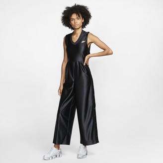 Nike Women's Jumpsuit Sportswear Icon Clash