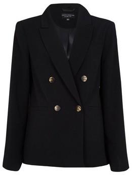 Dorothy Perkins Womens Black Blazer Jacket, Black