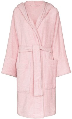 Tekla Hooded Dressing Gown