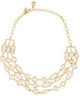 Kate Spade Multi-Strand Crystal Necklace