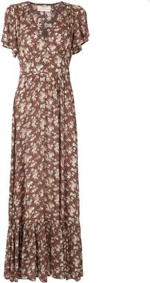 AUGUSTE Matilda floral-print dress