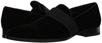 To Boot Park Avenue (Black) Men's Slip on Shoes
