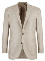 Corneliani Pure Cashmere Soft Marl Jacket