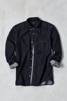 Urban Outfitters Stevens Long-Sleeve Denim Button-Down Shirt