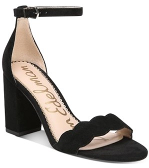 Sam Edelman Odila Ankle-Strap Dress Sandals Women's Shoes