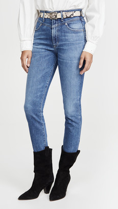 Citizens of Humanity Mia Front Yoke Slim Jeans
