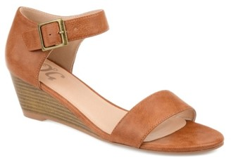 Journee Collection Gladis Wedge Sandal