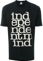 Paul Smith 'Independent Mind' print T-shirt