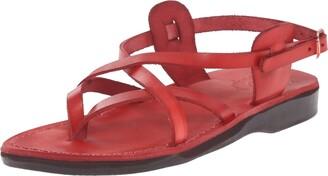 Jerusalem Sandals Women's Tamar Backle Gladiator Sandal