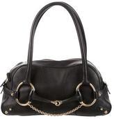Gucci Medium Horsebit Boston Bag