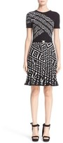 Versace Women's Jacquard Knit Dress