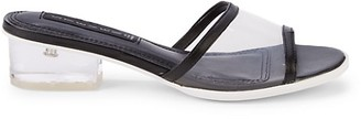 Steven by Steve Madden Cabot Faux Leather Sandals