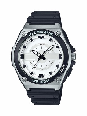 Casio Men's Quartz Watch with Resin Strap