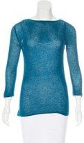 Louis Vuitton Open Knit Cashmere Sweater